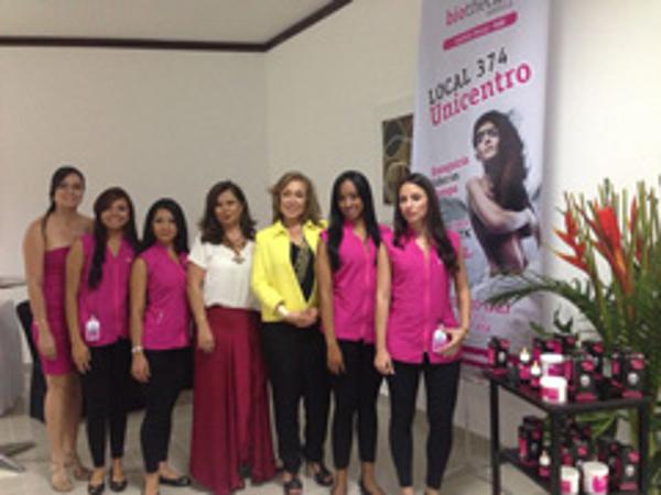 La red de franquicia Biothecare Estétika abre una nueva franquicia en Colombia