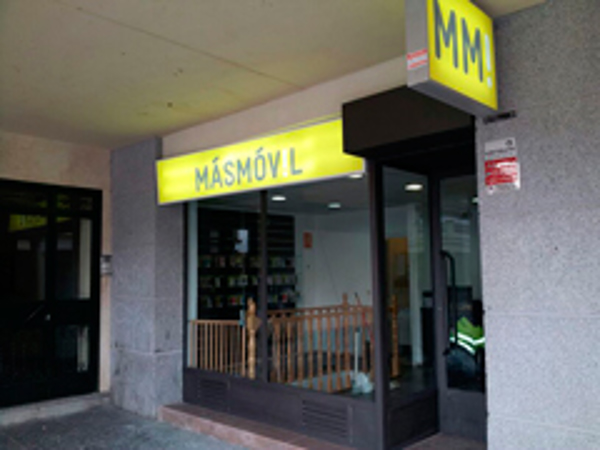 La franquicia MásMóvil Conecta abre sus puertas en Brunete