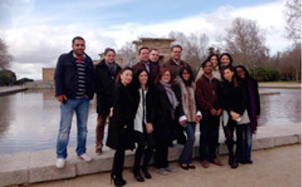 La red de franquicias Pressto celebra su IV Convenci�n Internacional