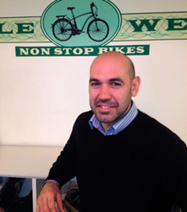 In Bicycle We Trust incorpora a David Estébanez como nuevo Director de Expansión de sus franquicias