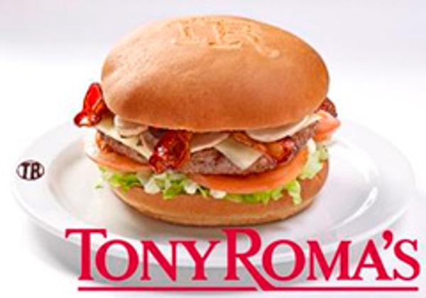 La red de franquicias Tony Roma's es mucho más que costillas