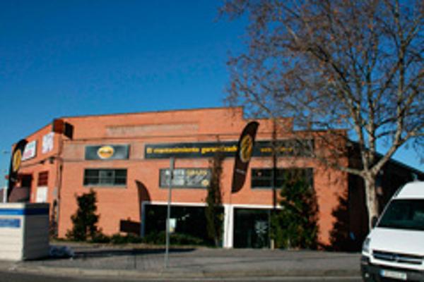Midas abre en Madrid su primera franquicia en este 2014