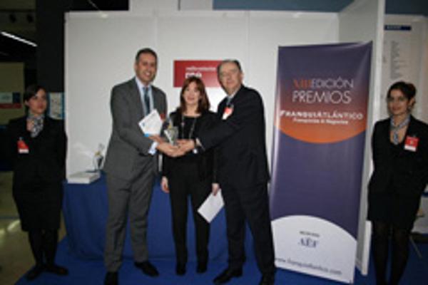 La franquicia TouristFan recibe premio al soporte tecnológico más novedoso en la XIV edición FranquiAtlántico