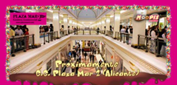 Moopis & Coffee abrirá una nueva franquicia en el centro Comercial Plaza Mar II de Alicante