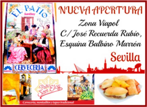 La franquicia Patio San Eloy abre su octavo local en Sevilla