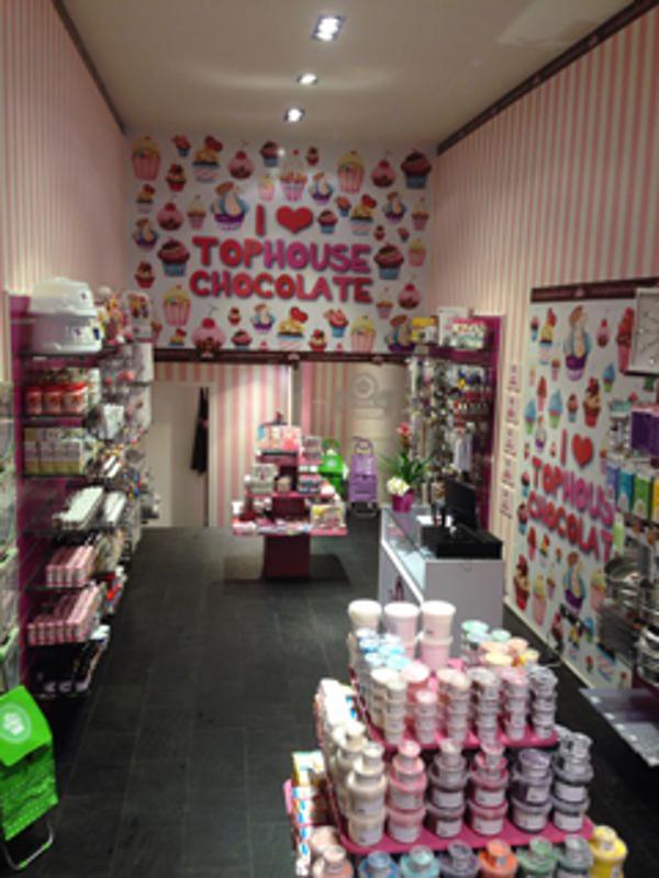 Las franquicias Top House Chocolate contin�a su proceso de expansi�n