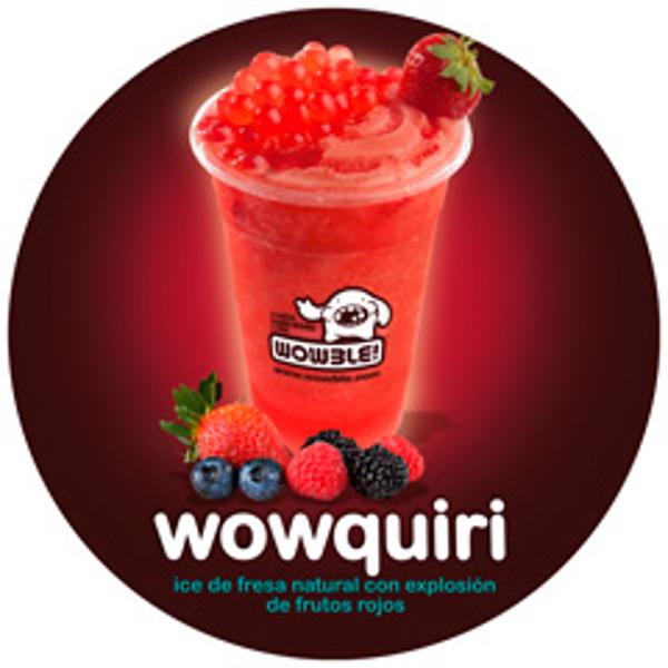 Wowquiri, el guiño de las franquicias Wowble! a los amantes de las fresas