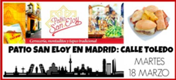 La franquicia Patio San Eloy llega a Madrid el 18 de marzo