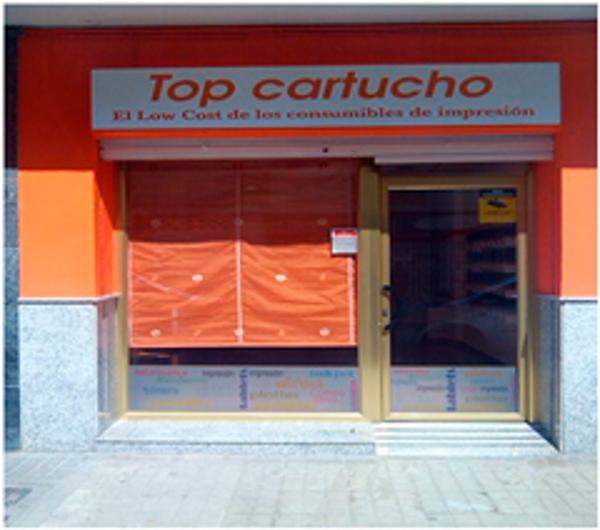 Top Cartucho abre una nueva franquicia en Andújar