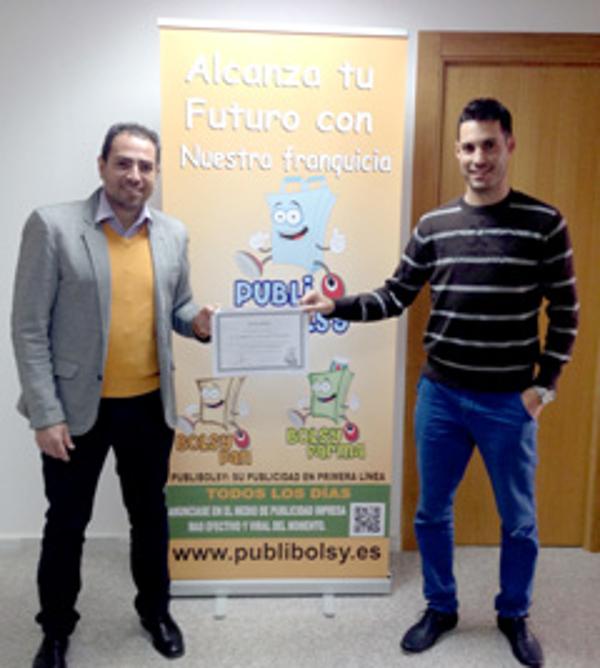 Plubibolsy ya cuenta con su tercera franquicia en Murcia