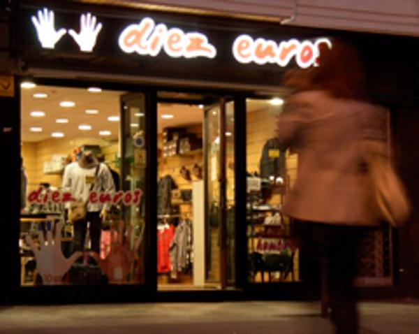 TVE pone los ojos en la franquicia Diez Euros como negocio para triunfar en tiempos de crisis