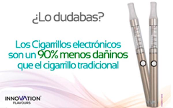 Franquicia de cigarrillos electrónicos Innovation se encuentra en su máximo potencial