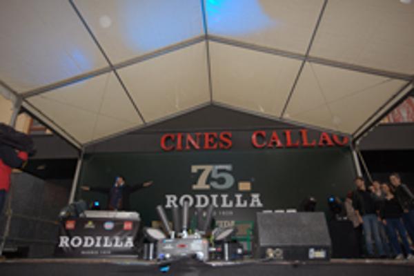 2.500 personas celebran con la red de franquicias Rodilla su 75 cumpleaños