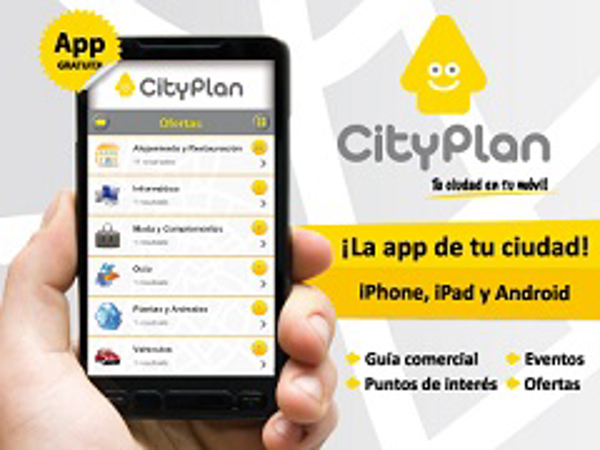 La franquicia CityPlan, tu ciudad en tu móvil, incrementa su presencia en Castilla La Mancha