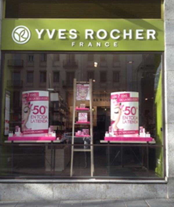 Yves Rocher invita a vivir
