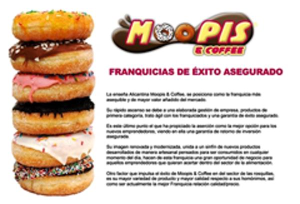 Moopis & Coffee, franquicias de éxito asegurado