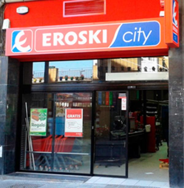 Eroski inaugura una nueva franquicia en Bizkaia