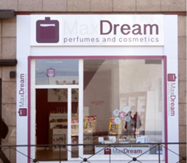 MaxDream inaugura una nueva franquicia de perfumería en Madrid