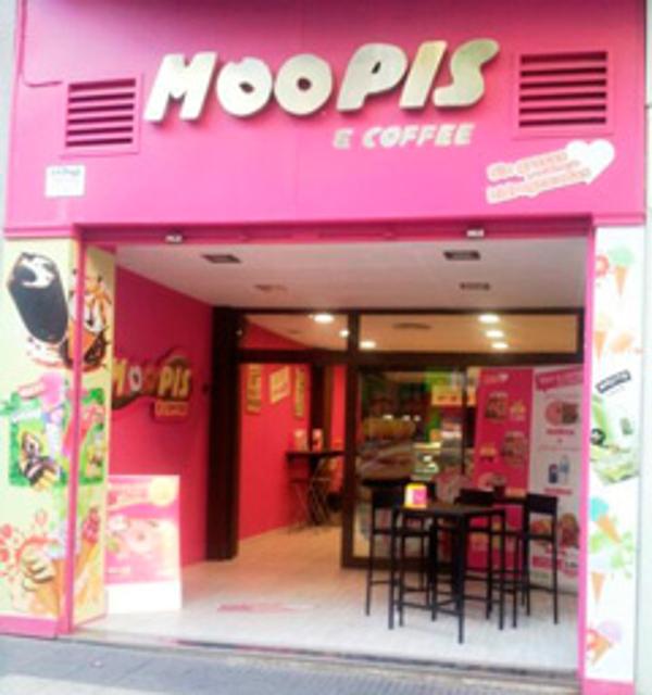 Moopis & Coffee Implanta 20 variedades de helado en sus franquicias