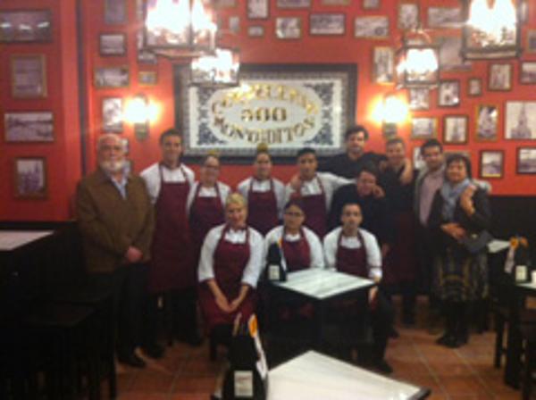 Nuevo éxito de la franquicia 100 Montaditos en Valencia
