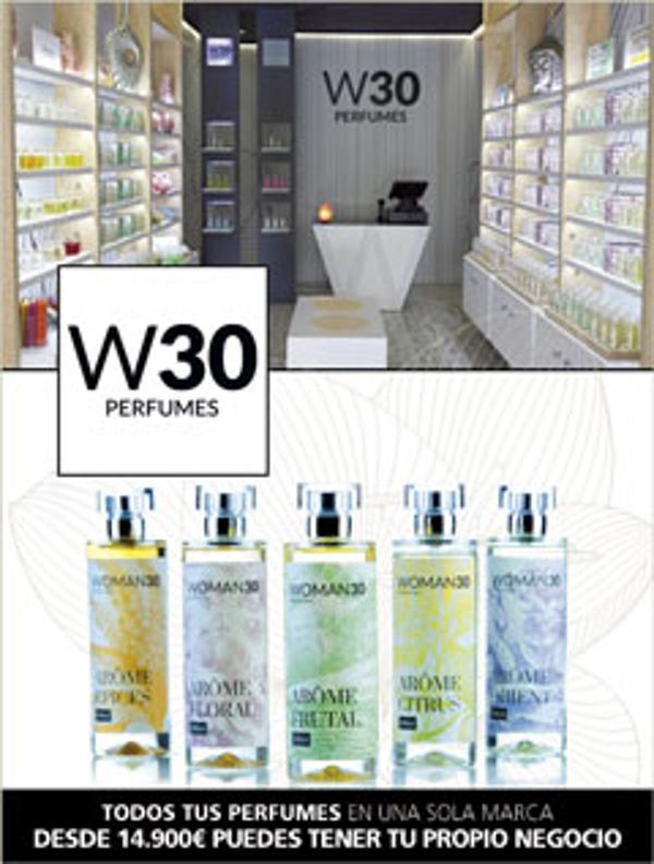 W30 Perfumes presenta su nueva imagen en su franquicia de Puerto Alcudia