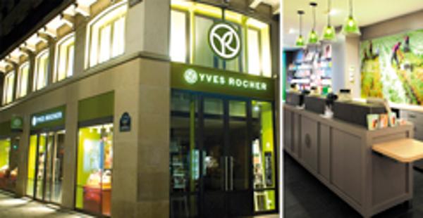 Yves Rocher abre su cuarta franquicia en Santa Cruz de Tenerife