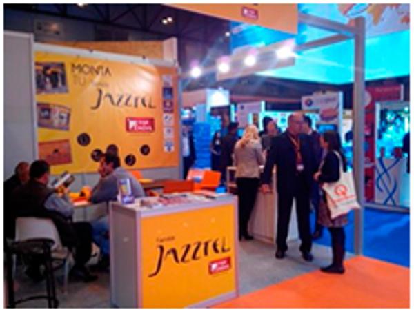 Jazztel by Top Móvil consolida su propuesta de franquicia en Expofranquicia 2014
