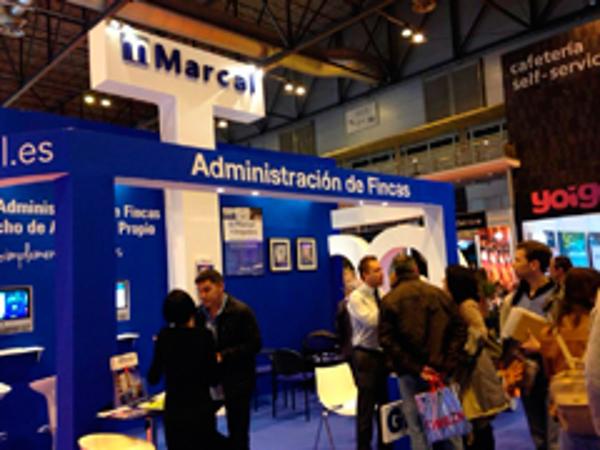 Gran éxito de la red de franquicias Marcal en Expofranquicia 2014