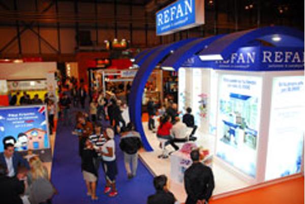 Refan participa exitosamente en la feria de franquicias Expofranquicia