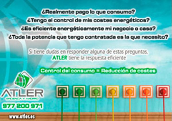 ATLER, eficiencia y ahorro invita a la reflexión sobre la eficiencia energética