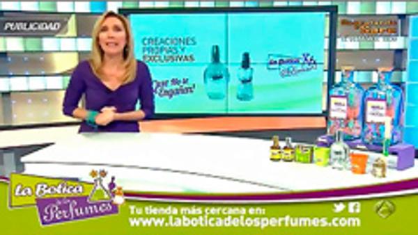 La franquicia La Botica de los Perfumes se convierte en protagonista de la pequeña pantalla