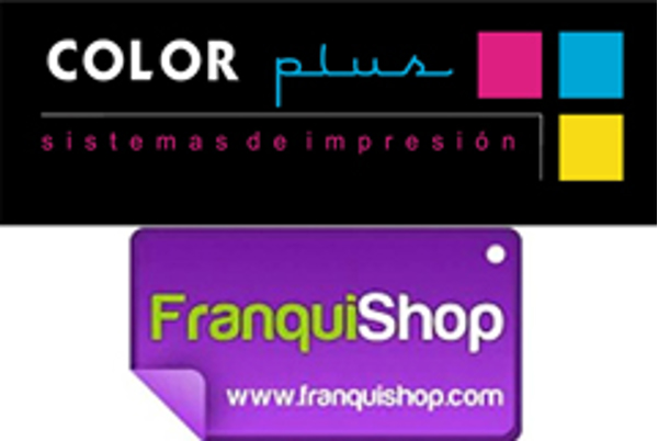 La red de franquicias Color Plus asiste a Franquishop Barcelona