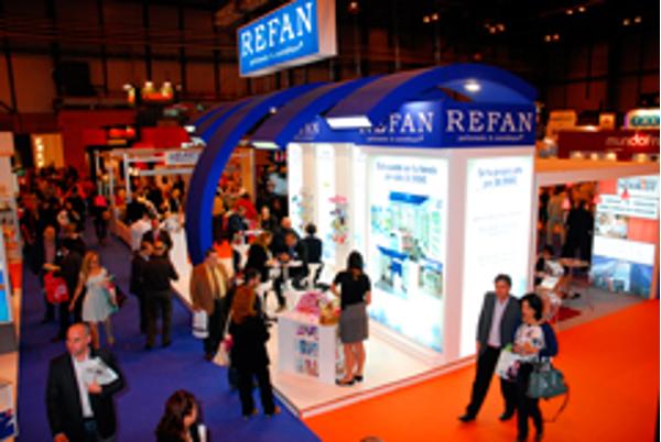 Refan busca emprendedores en la feria de franquicias Franquishop de Barcelona