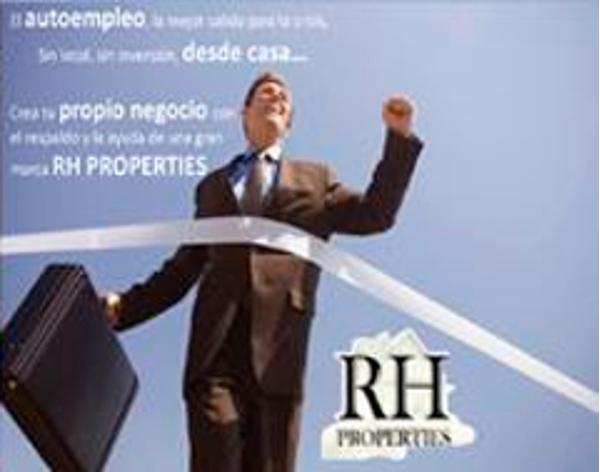 En la red de franquicias RH Properties estamos de promoción