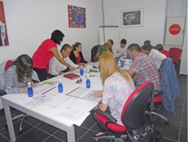 La franquicia Berolina imparte un curso de formación para sus franquiciados