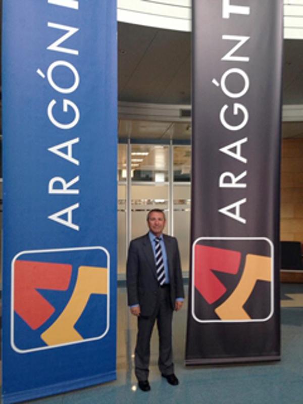 Color Plus habla sobre sus franquicias en Aragón Radio