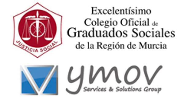 Las franquicias YMOV Group firman un acuerdo con el Colegio de Graduados Sociales de Murcia