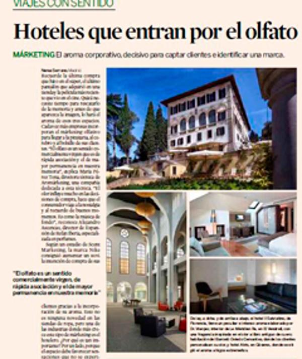 La red de franquicais Refan colabora en un reportaje en el diario 'Expansión'