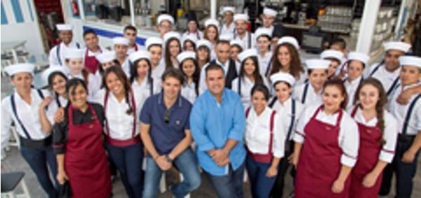 Alicante estrena su primer local conjunto de las franquicias 100 Montaditos y La Sureña