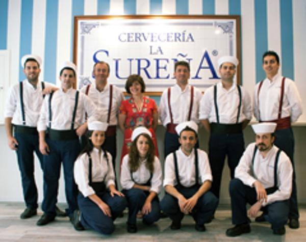 Una nueva franquicia La Sureña abre en Cáceres