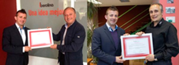 El Director General de las franquicias Berolina en España visita a los partners de Burgos y de Palencia