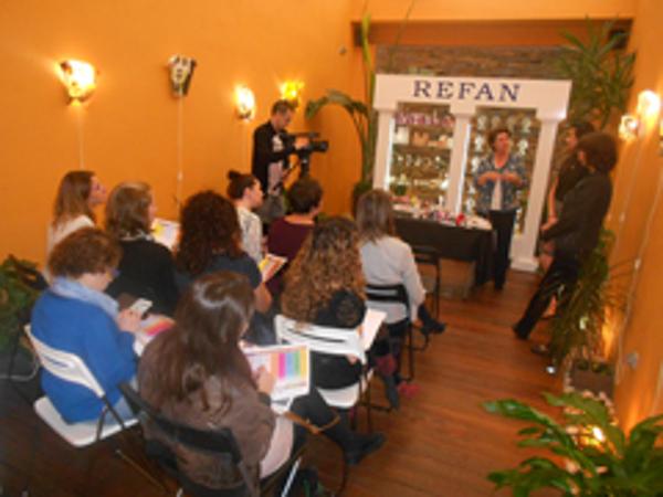 Las franquicias Refan organizan su primer evento de bloguers