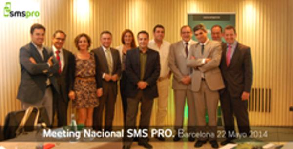 Meeting nacional de las franquicias SMS Pro