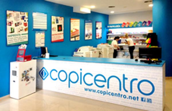 Copicentro abre nueva franquicia en Málaga