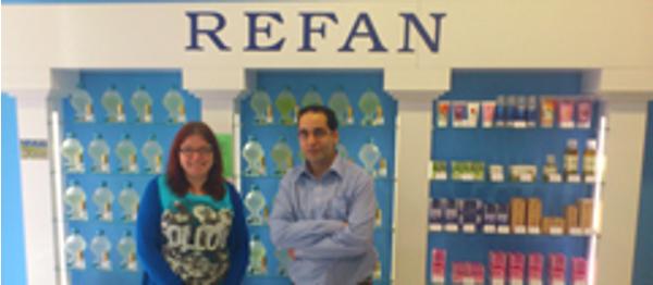 Refan abre una franquicia en Villaviciosa