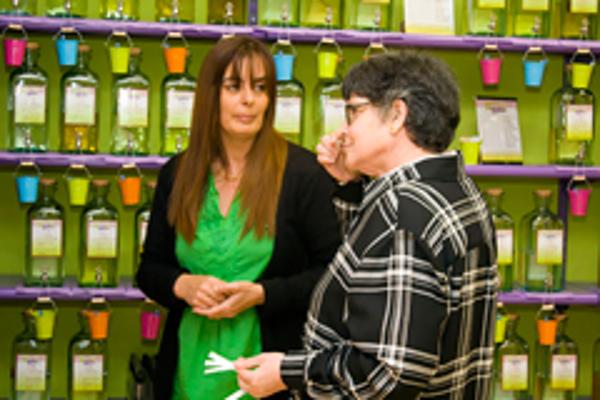 Una franquiciada de La Botica de los Perfumes inaugura su cuarta franquicia en Madrid