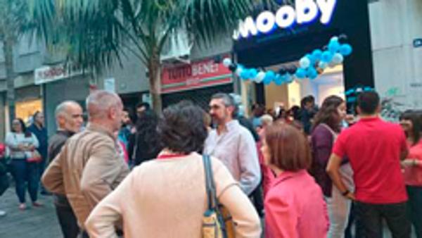 Mooby abre las puertas de su nueva franquicia en Santa Cruz de Tenerife