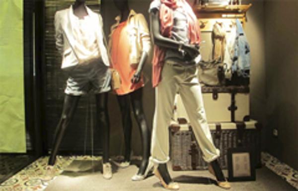 La moda joven, un clásico de las franquicias que cotiza al alza