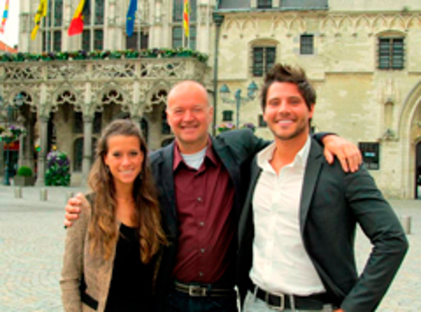La red de franquicias Equivalenza firma su delegación para Bélgica y Holanda