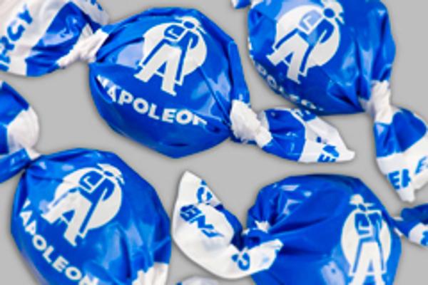 Duldi venderá en sus franquicias la nueva variedad Energy de Caramelos Napoleón